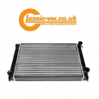 Radiator 1.5 - 1.8 430mm Core 191121253K (Hella) Golf, Scirocco, Jetta, Caddy